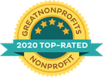Great Non Profits 2020 Top Rated Award
